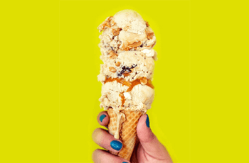 Van Leeuwen's Couch Potato Ice Cream