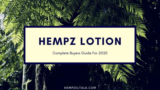 hempz lotion banner