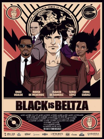 Affiche du film Black is beltza