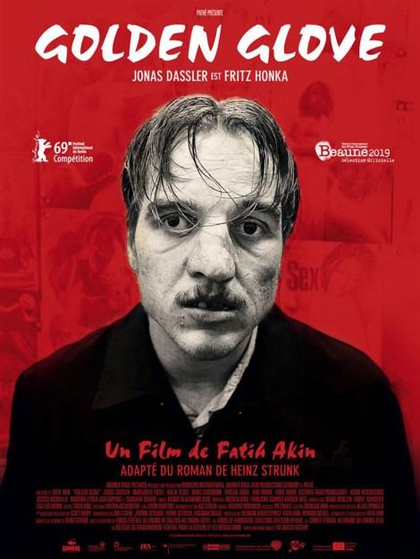 Affiche du film Golden glove