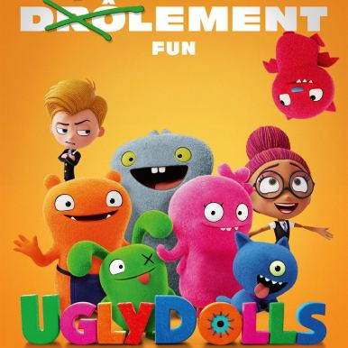 Affiche du film Ugly Dolls