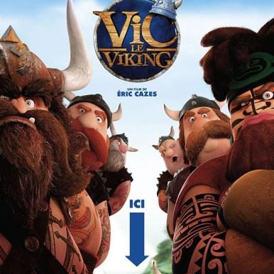 Affiche du film Vic le Viking