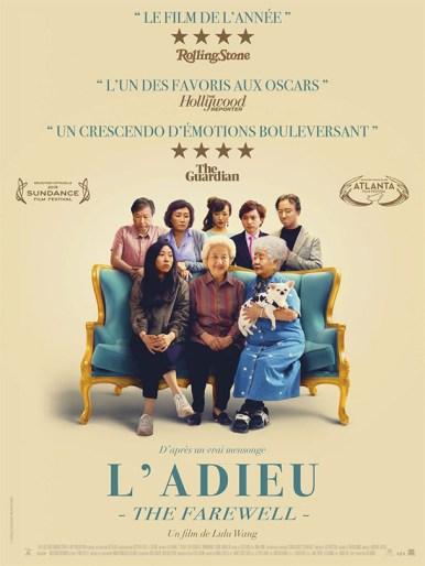 Affiche du film L'adieu