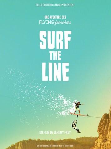 Affiche du film Surf the line
