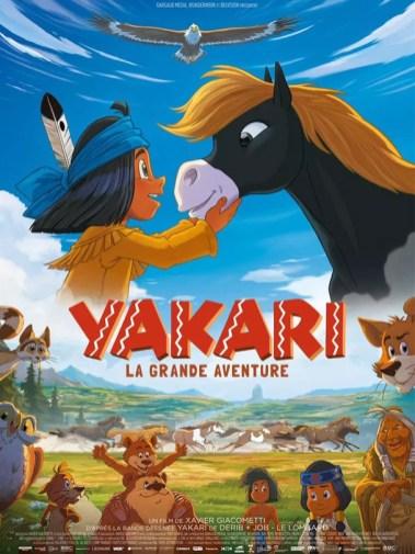 Affiche du film Yakari