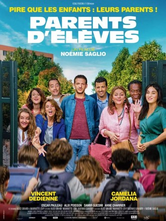 Affiche du film Parents d'élèves