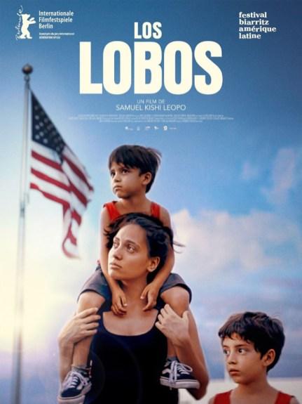 Affiche du film Los lobos