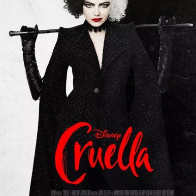Affiche du film Cruella