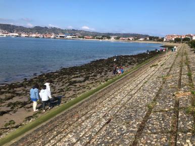 nettoyage des plages 2021 - Txingudi 1