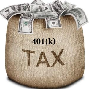tax bag 401k