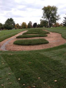 Project Portfolio   Henderson Golf Construction Bucknell Golf Club
