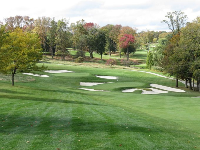 Project Portfolio   Henderson Golf Construction Philadelphia Country Club
