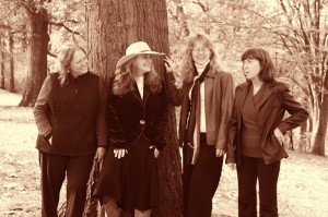 Ma Crow and the Lady Slippers- Bluegrass in the Park