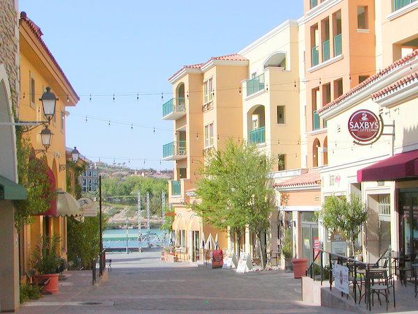 The Village at Lake Las Vegas