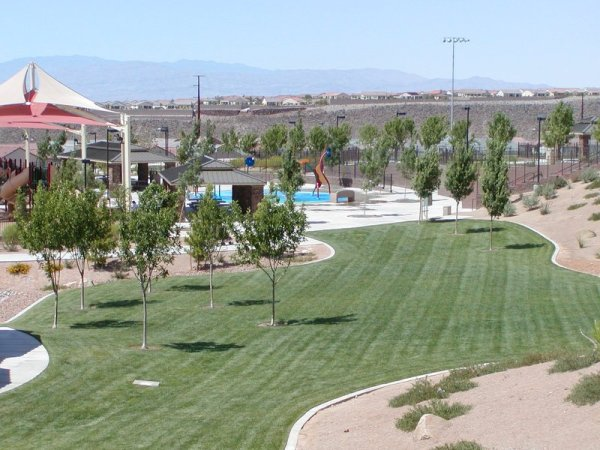 Madeira Canyon Park in Henderson NV