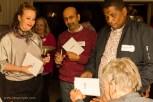 Book signing: Louise Coetzer, Jaywant Parbhoo and Redewan Larney   photo credit: Oscar O'Ryan