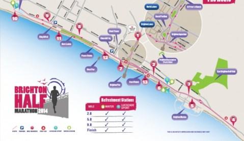 Brighton Half Course