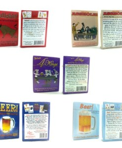 Promotion: Drinking Card Games