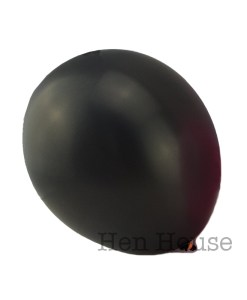Black Latex Balloon