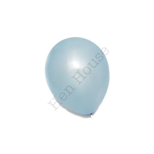 Blue Latex Balloon