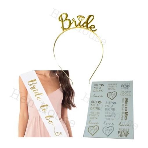 Simple Bride Set
