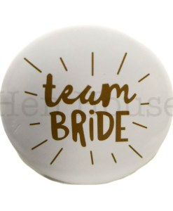 Team Bride Badge