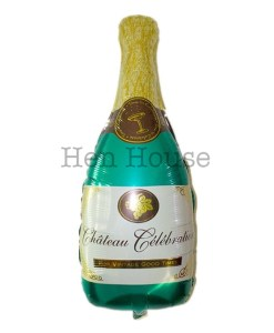 Champagne Balloon