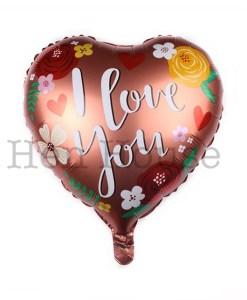 I Love You Balloon