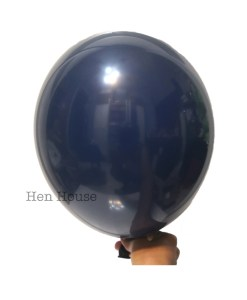 Midnight Blue Balloon