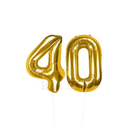 40 inch Number Balloon