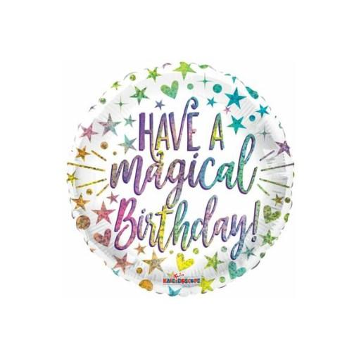 Magical Birthday Balloon