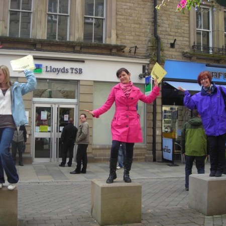Buxton treasure hunt