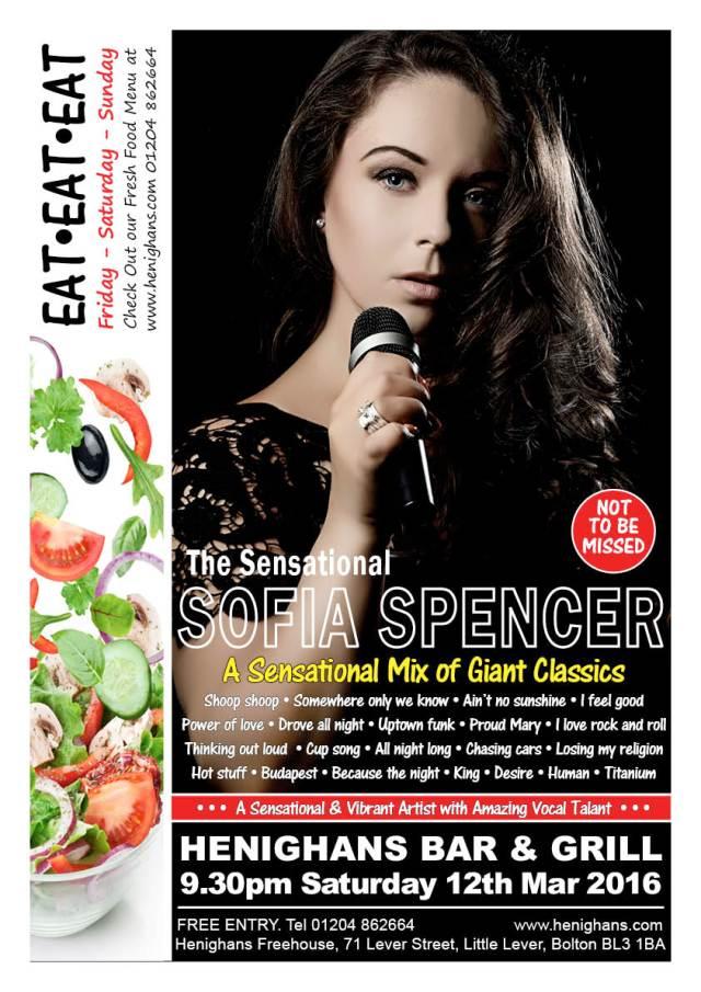 Sophia Spencer