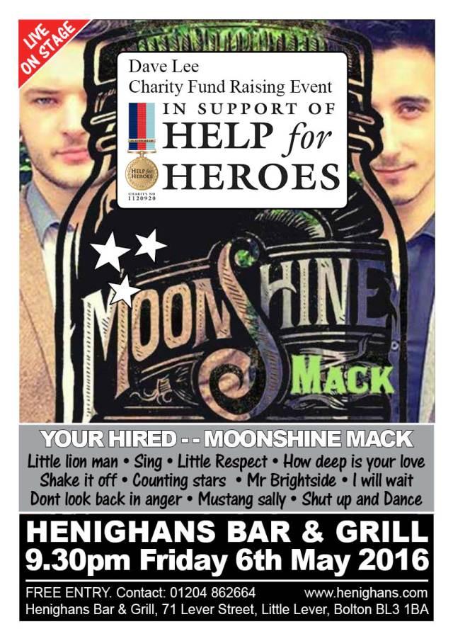 MoonShine Mack Poster