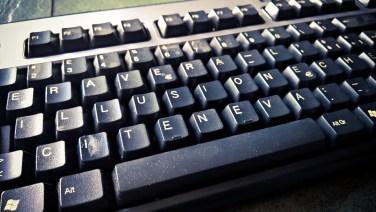 Tastiera da computer (46×16,5×5 cm)