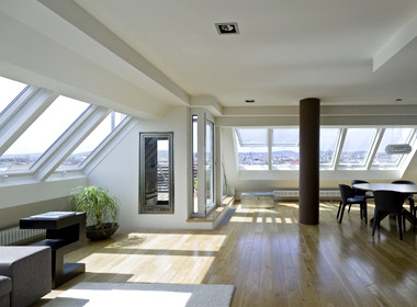 Henke Zimmerei für das Auetal - VELUX Deutschland GmbH: Moderne Dachfenster bieten maximale Tageslicht-Ausbeute und minimale Energieverluste