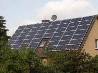 Henke Solartechnik - Photovoltaik – Anlage 10,07 kWp in Luhden bei Bückeburg (Landkreis Schaumburg-Lippe)