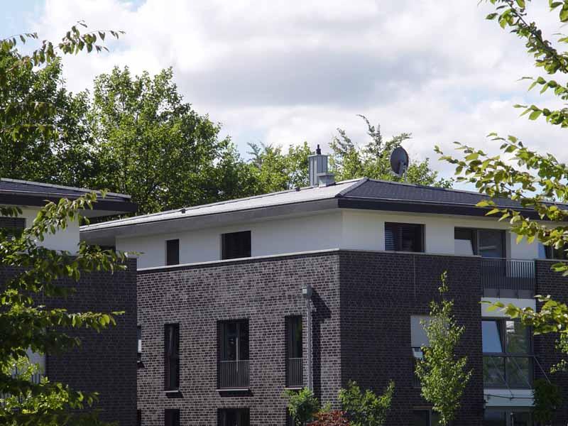 dacheindeckung mit tondachziegeln in bad oeynhausen. Black Bedroom Furniture Sets. Home Design Ideas