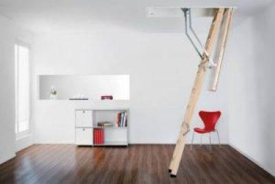 Henke Zimmerei - Columbus Bodentreppe Designo