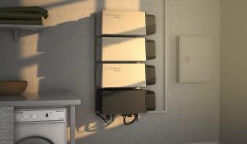 Henke Solartechnik für Bückeburg - SOLARWATT Stromspeicher MyReserve Matrix
