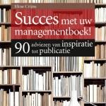 Eline Crijns – Succes met uw managementboek!