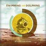 Swimming With Dolphins – Water Colours