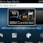 BlackBerry updates september 2011 – 2