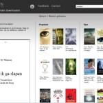 E-book en web reading nieuws november 2011