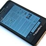 BlackBerry en PlayBook updates februari 2013