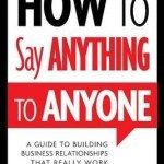 Shari Harley – How to Say Anything to Anyone