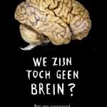 Alva Noë – We zijn toch geen brein?