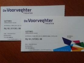 tickets u2two hardenberg