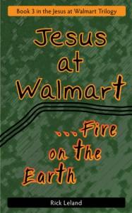 jesus at walmart fire
