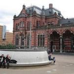 Stripmuseum en binnenstad Groningen